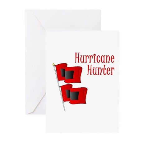 Hurricane Hunter Greeting Cards (Pk of 10)