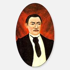 Henri Rousseau - Portrait of Monsie Sticker (Oval)