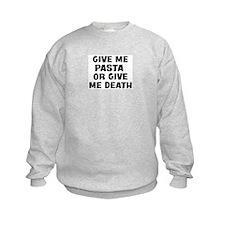 Give me Pasta Sweatshirt