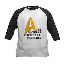 Star Trek - Normal Parameters Tee