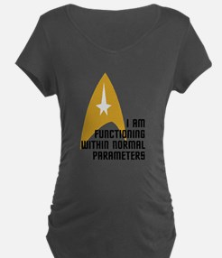 Star Trek - Normal Paramete T-Shirt
