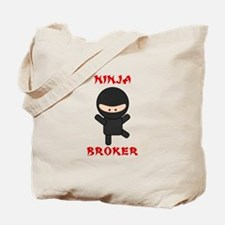 Ninja Broker Tote Bag
