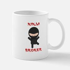 Ninja Broker Mug