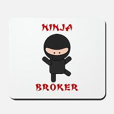Ninja Broker Mousepad