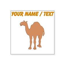 Custom Camel Sticker
