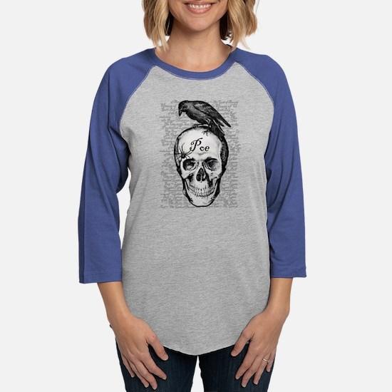 Raven Poe Long Sleeve T-Shirt