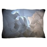 Cracked Pearl Pillow Case