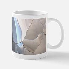 Cracked Pearl Mug