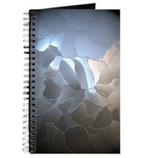 Cracked Pearl Journal