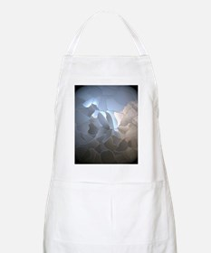 Cracked Pearl Apron