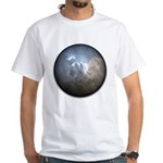 Cracked Pearl White T-Shirt