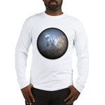 Cracked Pearl Long Sleeve T-Shirt