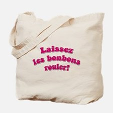 Les Bonbons Tote Bag