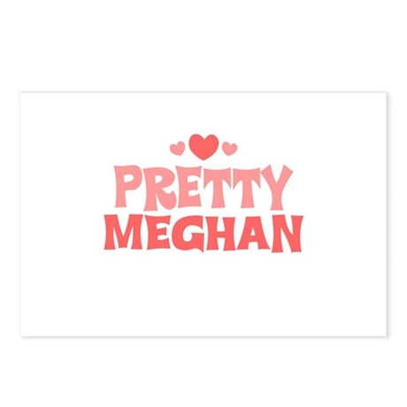 Meghan Postcards (Package of 8)
