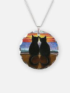 Cat 340 Necklace