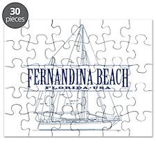 Fernandina Beach- Puzzle
