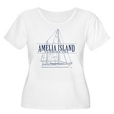 Amelia Island T-Shirt