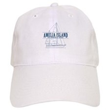 Amelia Island - Baseball Cap