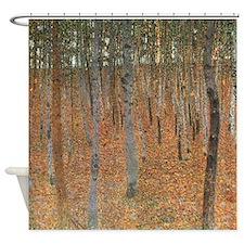 Klimt Shower Curtain 5