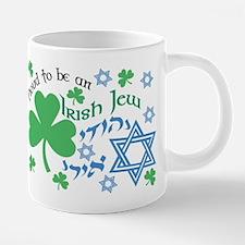 Proud Irish Jew Mugs