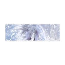 A Dream Of Unicorn Car Magnet 10 x 3