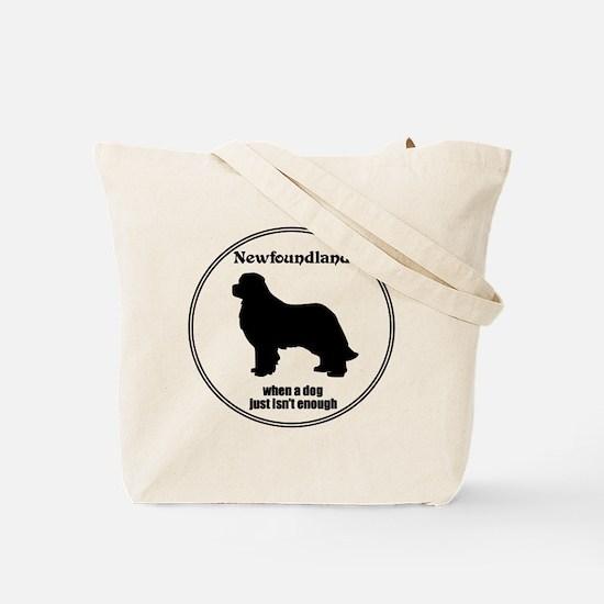 Swissy Enough Tote Bag
