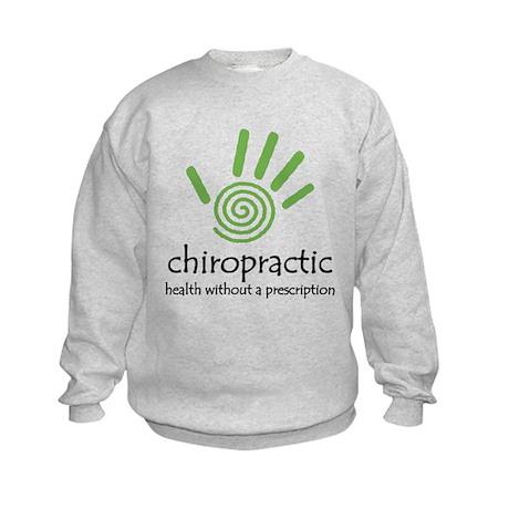 No Prescription Kids Sweatshirt