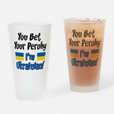 Bet Your Perohy Drinkware Drinking Glass
