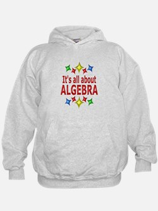 Shiny About Algebra Hoodie