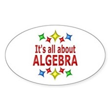 Shiny About Algebra Decal