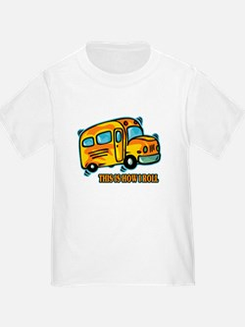 How I Roll School Bus T