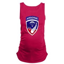 187th_airboren.png Maternity Tank Top