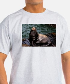 Happy Sea Lion T-Shirt