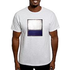 NAVYWHITE_ROTHKO T-Shirt