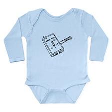 Gameswitch Long Sleeve Infant Bodysuit