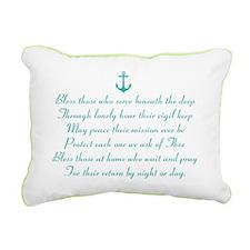 Cute Father Rectangular Canvas Pillow