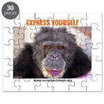 Save the Chimps - Express Yourself Puzzle