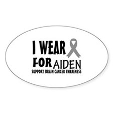 I wear grey for Aiden Decal