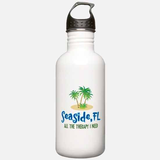 Seaside FL Therapy - Water Bottle