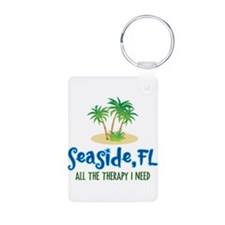 Seaside FL Therapy - Keychains