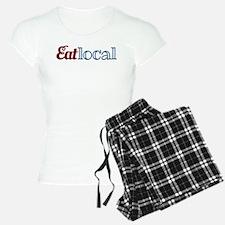 Eat Local Pajamas