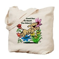 Nosework Good Day To Smell Tote Bag