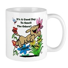Nosework Good Day To Smell Mugs