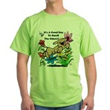 Nosework Green T-Shirt