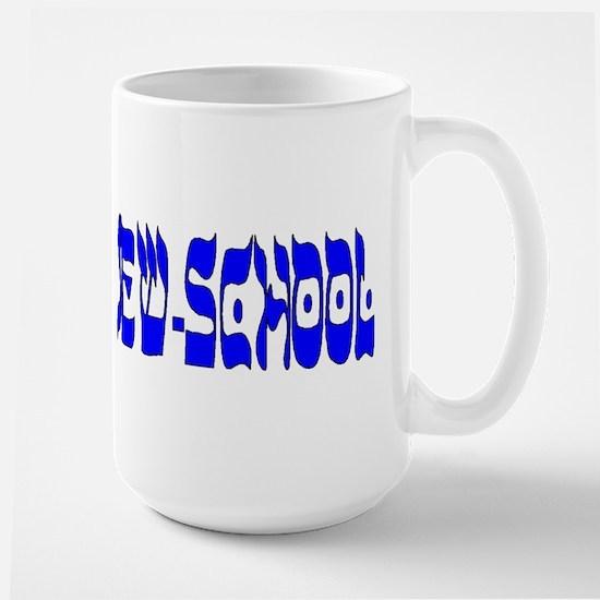 Jew School Large Mug