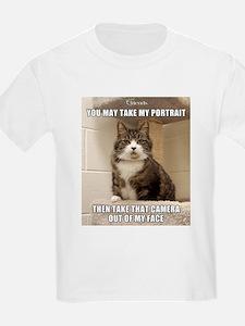 Shelter Cattitude Kids' T-Shirt