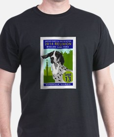 Funny Ohio english setter rescue T-Shirt