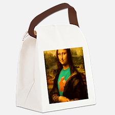 Unique Lisa Canvas Lunch Bag