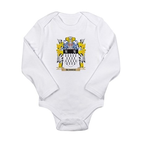 Burree Coat of Arms - Family Crest Body Suit