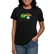 Team Brazil/Brasil - Soccer Tee
